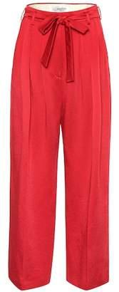 Valentino Tie-waist pants