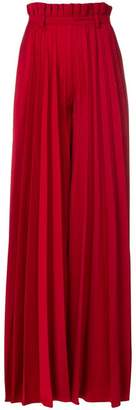 Couture Atu Body pleated palazzo pants