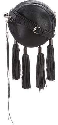Rebecca Minkoff Leather Fringe-Trimmed Bag