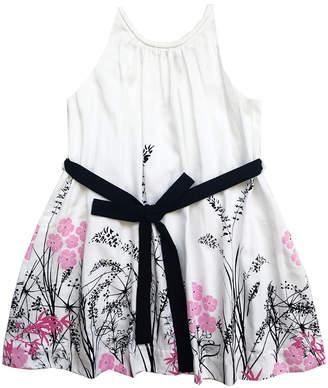 Co SOPHIE CATALOU Sophie Catalou Girls' Pink Amenia A-Line Dress