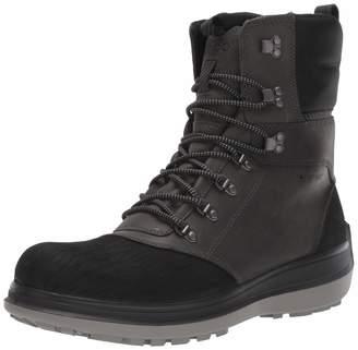 Ecco Men's Roxton Winter Gore-Tex Snow Boot Black/Dark Shadow/Primal G 41 M EU (7-7.5 US)