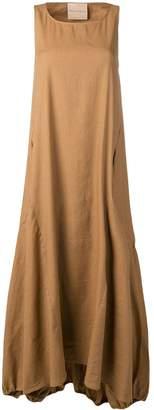 Cavallini Erika flared maxi dress