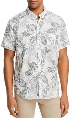 Rails Carson Leaf Print Button-Down Shirt