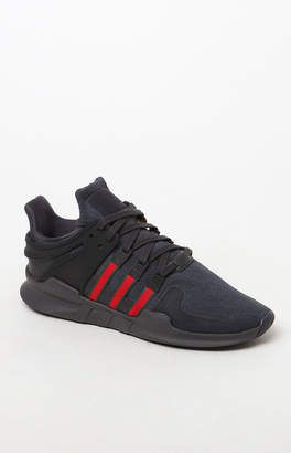 adidas EQT Support ADV Black & Red Shoes