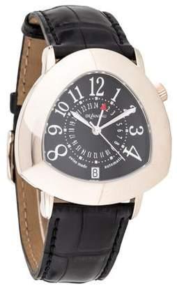 DeLaneau Starmaster GMT Watch