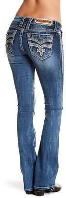 Rock Revival Dianeya Embellished Bootcut Jeans