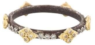 Armenta Old World Diamond Stack Ring