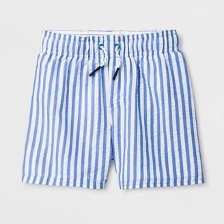 7771734d0d Cat & Jack Toddler Boys' Swim Trunks Blue