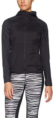 J. Lindeberg Women's W Hooded Wind Track Jackets,(Manufacturer Size:Large)
