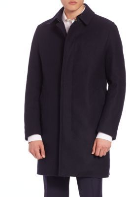 SanyoSanyo Maxwell Water-Repellent Wool Coat