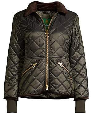 Barbour Women's Ladies Icons Liddesdale Quilted Jacket