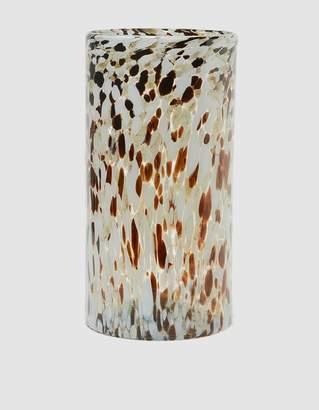 Hawkins New York Confetti Glassware Hurricane Large in Espresso