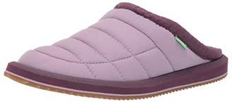 Sanuk Women's Puff N Chill Low Slipper,0