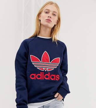 cbb0f68765e Adidas Originals Womens Trefoil - ShopStyle UK