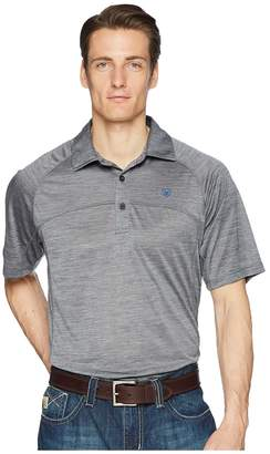 Ariat Basic Charger Polo Men's Short Sleeve Pullover