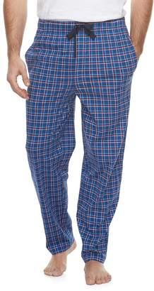 Chaps Men's Printed Knit Sleep Pants