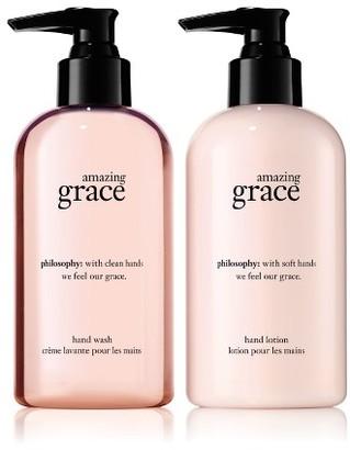 Philosophy Amazing Grace Handcare Duo $21 thestylecure.com