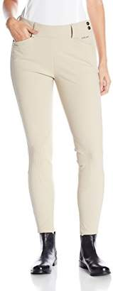 Ariat Women's Olympia Low-Rise Knee-Patch Side-Zip Pant