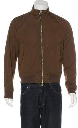 Burberry Equestrian Knight Device Bomber Jacket