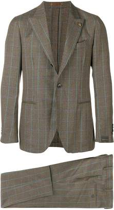 Gabriele Pasini checked suit