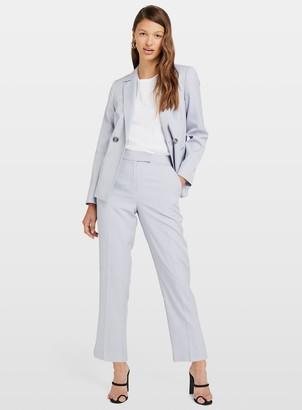 Miss Selfridge Lilac Premium Suit Trousers