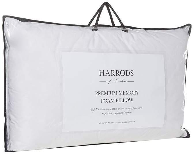 Premium Memory Foam Pillow (Medium/Firm)