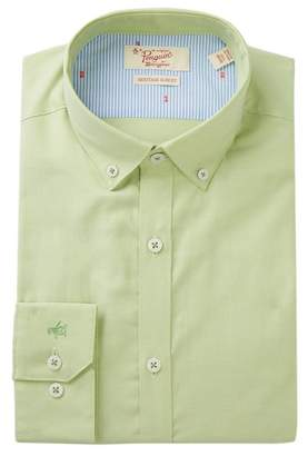 Original Penguin Solid Slim Fit Shirt