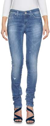S.O.S By Orza Studio Denim pants - Item 42679112NA