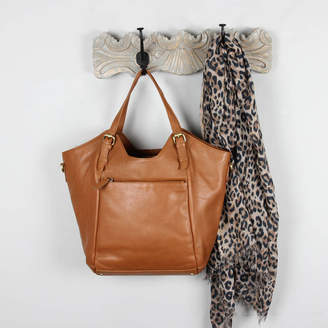 The Leather Store Leather Tote Handbag