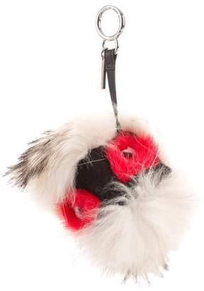 Fendi Curios Bag Bug Charm
