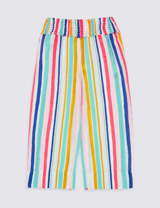 Marks and Spencer Striped Culottes (3-16 Years)