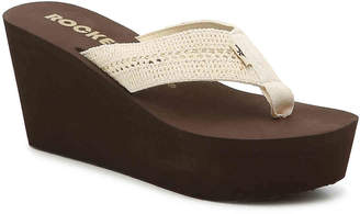 Rocket Dog Diver Wedge Sandal - Women's