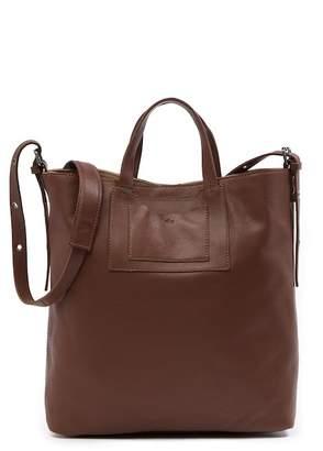 Kooba Bolivia Reversible Leather Tote Bag