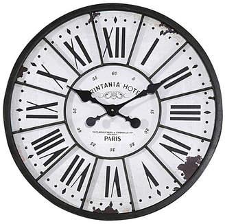 3r Studio Turn of The Century Style Wall Clock