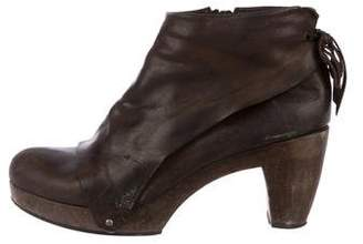 Coclico Leather Ankle Boots