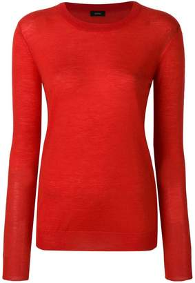 Joseph cashmere fitted sweater