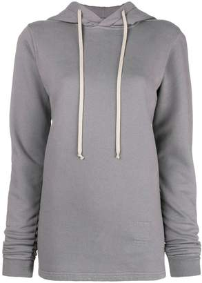 Rick Owens hooded sweatshirt