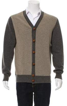 Golden Goose Knit Wool Cardigan
