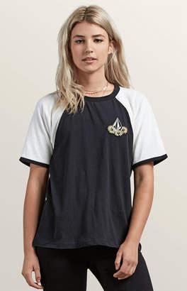Volcom Stage 4 Ringer T-Shirt