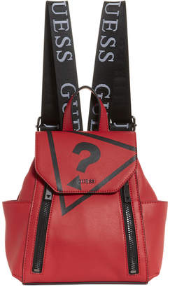 GUESS Urban Sport Savoy Logo Small Backpack