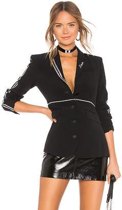 Karl Lagerfeld X KAIA Zip Off Blazer