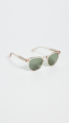 Garrett Leight Boccaccio 50 Sunglasses