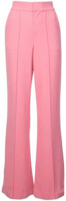 Alice + Olivia Alice+Olivia Jalisa fitted trousers
