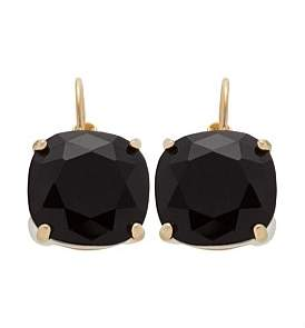 Kate Spade Small Square Leverback Earrings