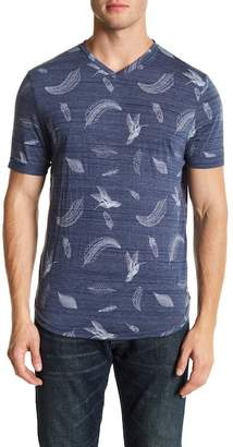 Heritage Graphic V-Neck Tee