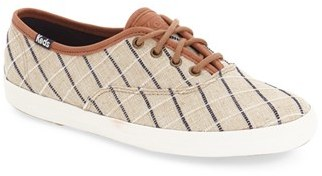 Keds ® 'Champion' Print Sneaker $54.95 thestylecure.com