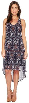 Karen Kane High-Low Hem Dress Women's Dress