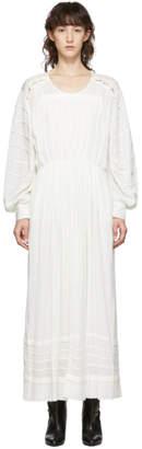 Etoile Isabel Marant White Oceane Modern 20S Dress