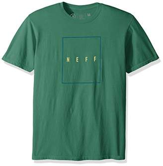 Neff Men's Quad Pigment Short Sleeve Tee Shirt