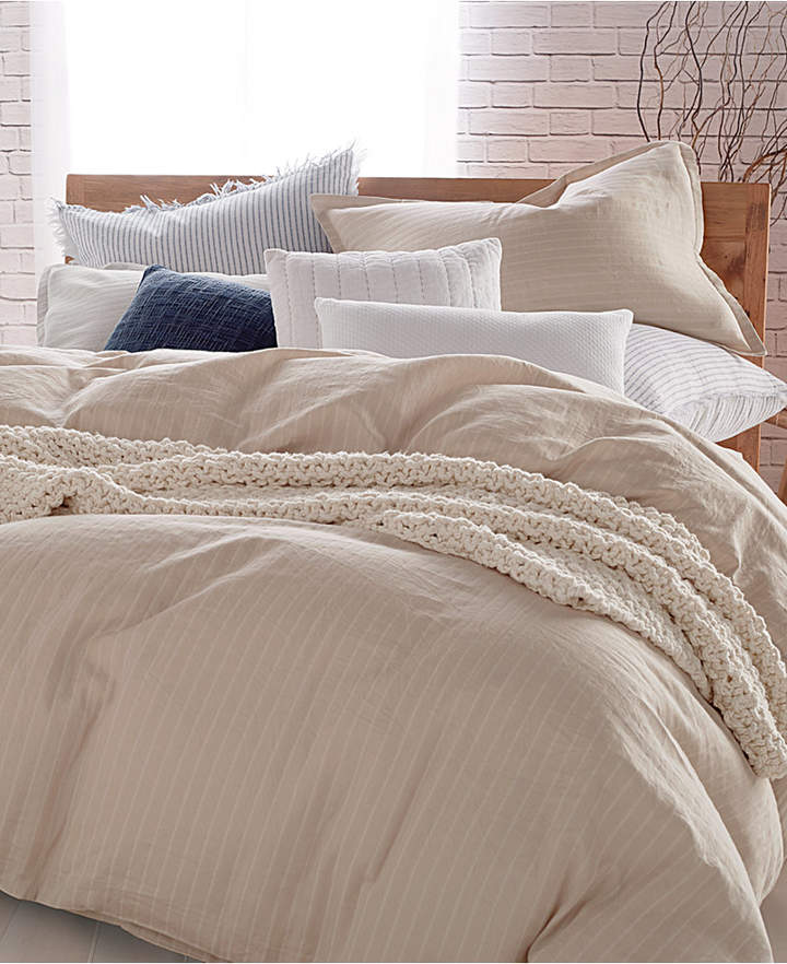 Pure Comfy Cotton Full/Queen Duvet Cover Bedding